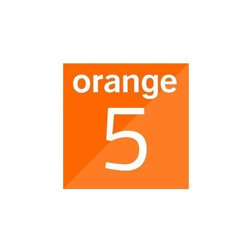 Orange Doładowanie 5 zł - kod doładowania automat 24/7
