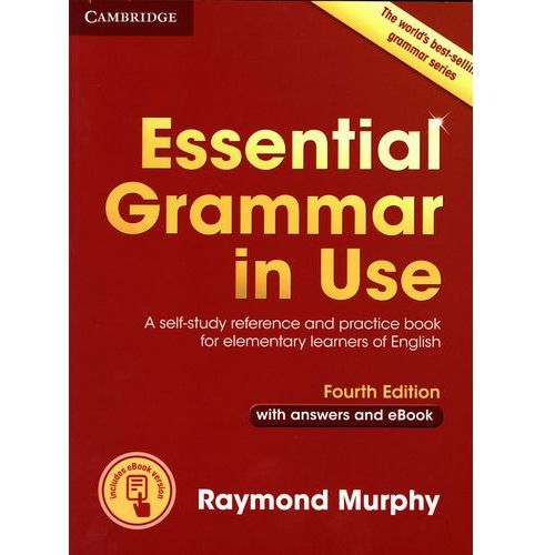 Essential Grammar in Use czerwona, Cambridge University Press