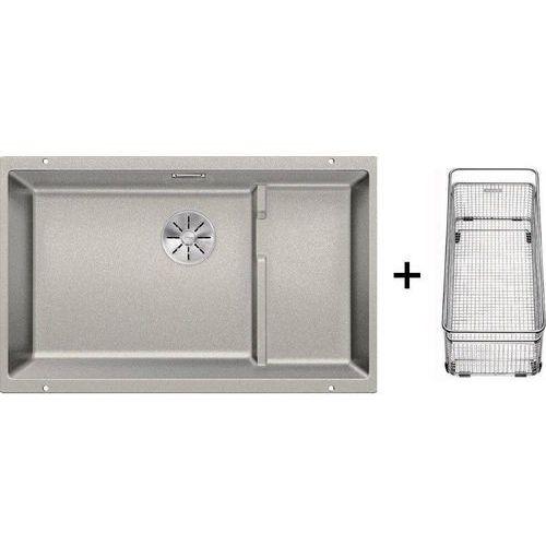 subline 700-u level perłowoszary z koszykiem stalowym i korkiem infino marki Blanco