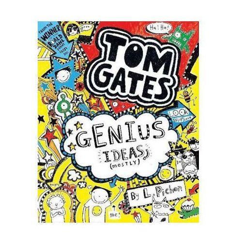 Genius Ideas (Mostly), Scholastic