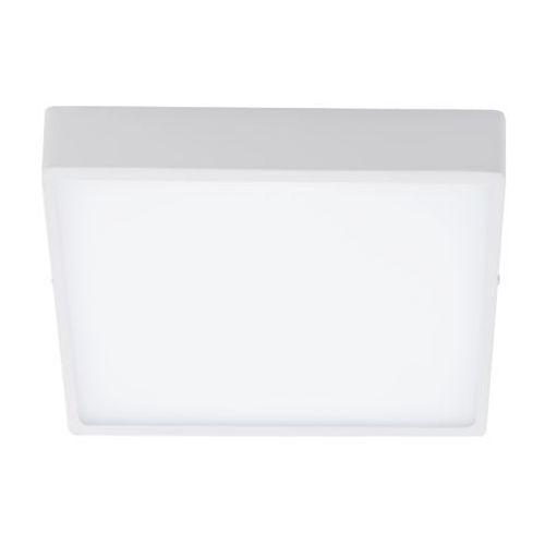 lampa sufitowa 1x22W FUEVA 1 30 cm - biała kwadratowa PROMOCJA!, EGLO 94538