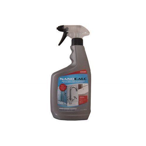 Nanocalc płyn do mycia kabin,umywalek i baterii, Nanoca