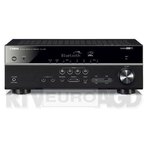 Yamaha musiccast rx-v485 czarny