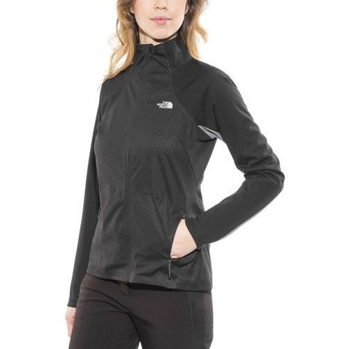 The North Face ATERPEA WOOD VIOLET Kurtka Softshell black, poliester