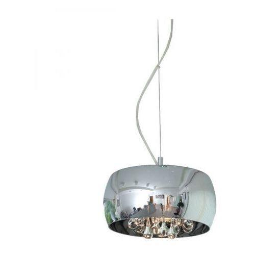 Zuma line Lampa wisząca crystal mała 3xg9 28 cm, p0076-03e-f4fz