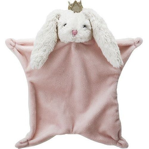 Kocyk przytulanka comfort różowy marki Bloomingville