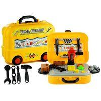 Walizka plecak dla majsterkowicza 3w1 24 elementy marki Lean toys