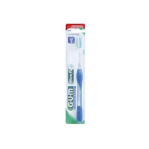 G.u.m  micro tip compact szczoteczka do zębów soft + do każdego zamówienia upominek.