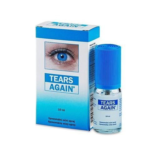 Optima pharmazeutische Spray do oczu tears again 10 ml (8594039798103)