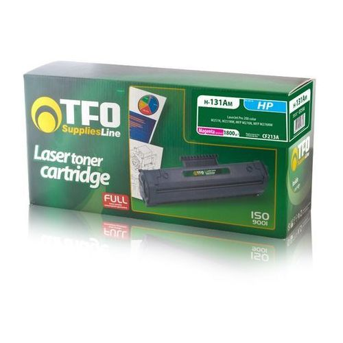 Toner TFO H-131AM HP-131 (CF213A) 1.8K do HP Laserjet pro 200 Color M251n, MFP M276n, MFP M276nw (5900495247858)