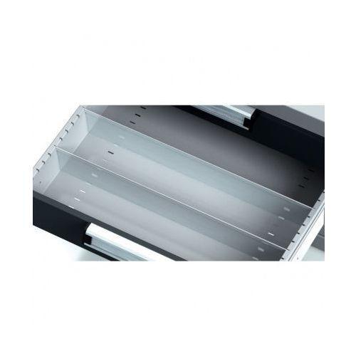 Alfa 3 Dzielniki do warsztatowych szaf szufladowych