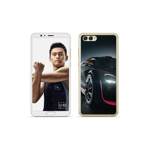 etuo Foto Case - Huawei Nova 2S - etui na telefon Foto Case - black car, ETHW652FOTOFT030000