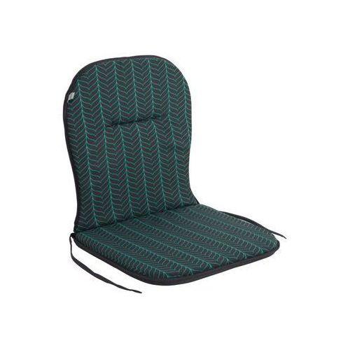 Patio Poduszka na krzesło 43 x 80 x 3 cm ben antracytowa