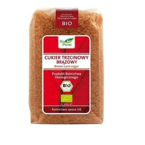 : cukier trzcinowy brązowy bio - 500 g marki Bio planet