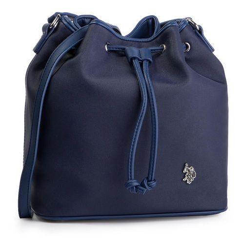 Torebka U.S. POLO ASSN. - New Ports. Bucket Bag BEUNP0435WVP/212 Navy, kolor niebieski