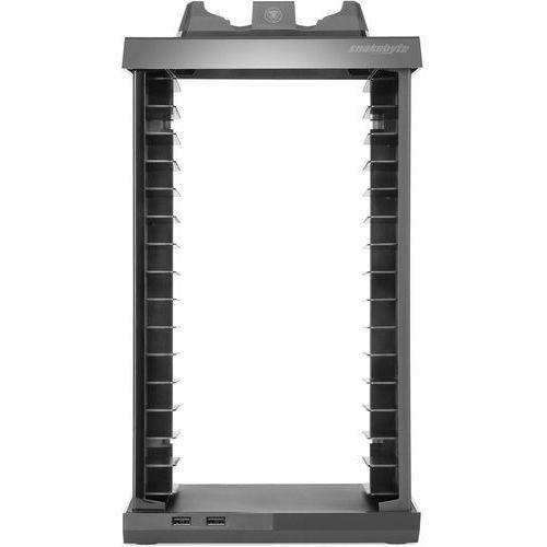 Organizer SNAKEBYTE Charge:Tower Pro z ładowarką do kontrolerów Xbox One + DARMOWY TRANSPORT! (4039621910401)