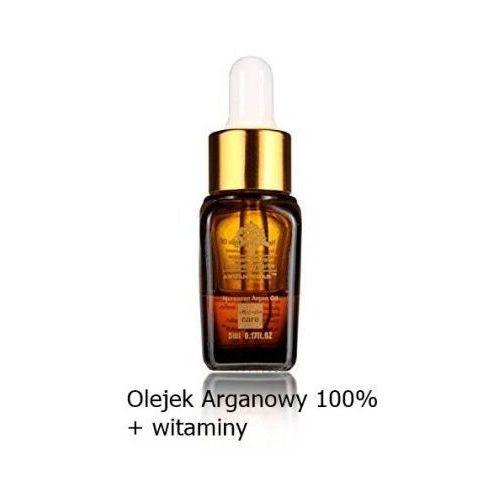 Olejek Arganowy SERUM + witaminy 5ml