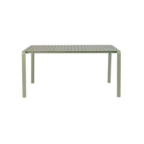 stół ogrodowy vondel 168,5x87 zielony 2200023 marki Zuiver