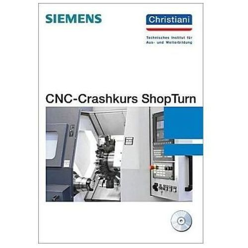 OKAZJA - CNC-Crashkurs-ShopTurn, m. CD-ROM