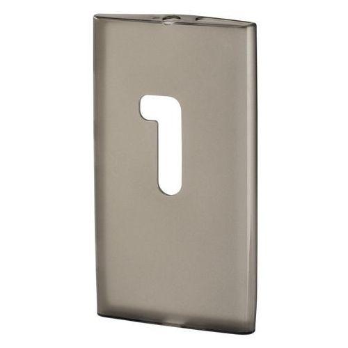 Pokrowiec HAMA Etui Crystal Case for Nokia Lumia 920 Szary, kolor szary