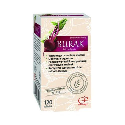 Tabletki Burak czerwony 120 tabl.