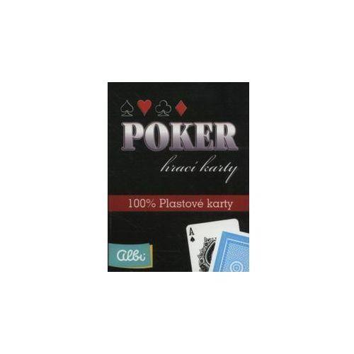 Poker karty plastikowe