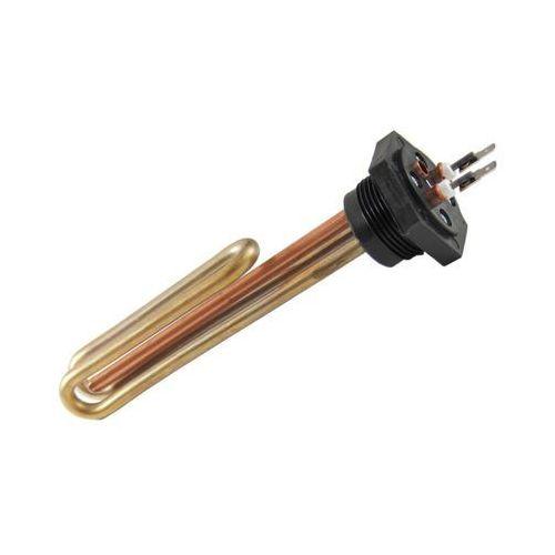 """Grzałka elektryczna 1 1/4"""" 1.5 kw wys. 240 x szer. 70 x gł. 70 mm marki Elektromet"""