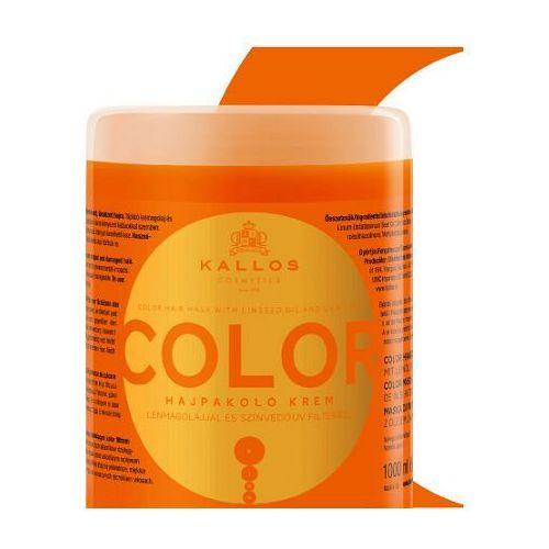 color maska do włosów 1000 ml dla kobiet marki Kallos cosmetics