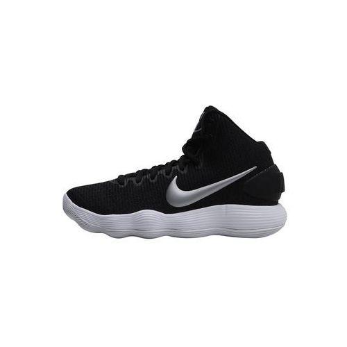 Nike Performance HYPERDUNK 2017 TB Obuwie do koszykówki black/metallic silver/white, 897813