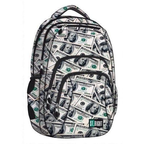 Plecak 4-komorowy Dollars, 5903235617201