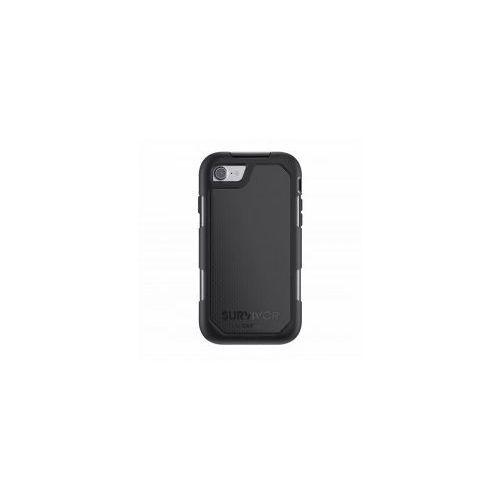 Etui pancerne Griffin Survivor Summit iPhone 7 Plus, czarne z kategorii Futerały i pokrowce do telefonów