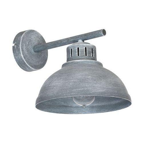 Luminex Kinkiet sven 1 x 60 w e27 beton (5907565990461)