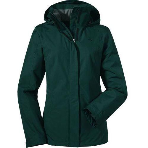 Schöffel sevilla1 kurtka kobiety szary 44 2018 kurtki przeciwdeszczowe