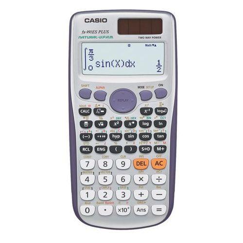 KALKULATOR NAUKOWY CASIO FX-991ES PLUS (4971850182276) - OKAZJE