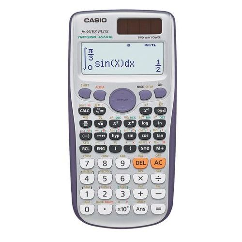 OKAZJA - KALKULATOR NAUKOWY CASIO FX-991ES PLUS z kategorii Kalkulatory