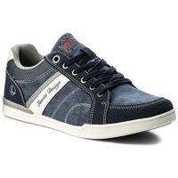 Sneakersy LANETTI - MP07-17077-03 Jeansowy, kolor niebieski
