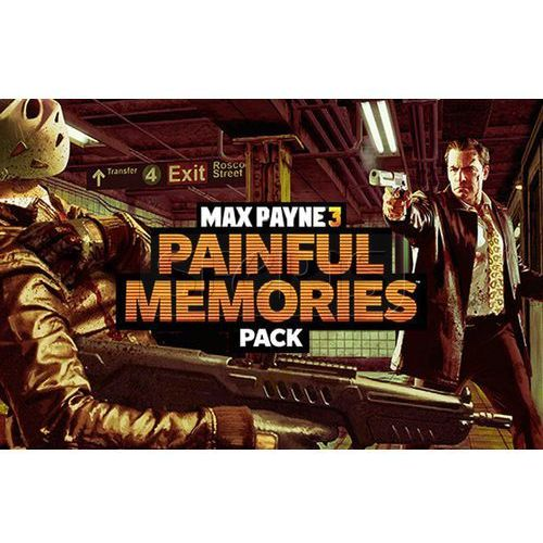 OKAZJA - Max Payne 3 Painful Memories Pack (PC)