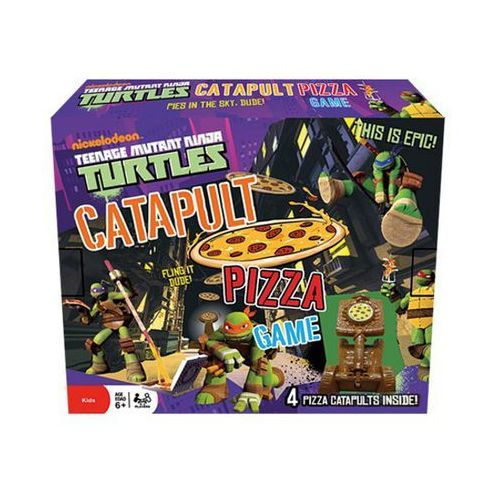 TACTIC Gra Turtles Catapult Pizza, 32336