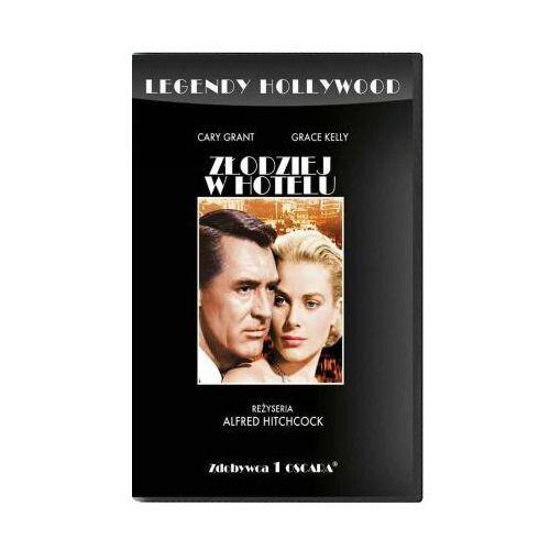 Złodziej w hotelu (DVD) - Alfred Hitchcock