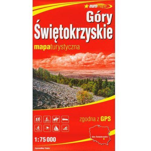 Góry Świętokrzyskie 1:75 000 Mapa Turystyczna (9788388112904)