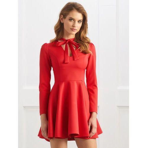 Sukienka Marissa w kolorze czerwonym, kup u jednego z partnerów