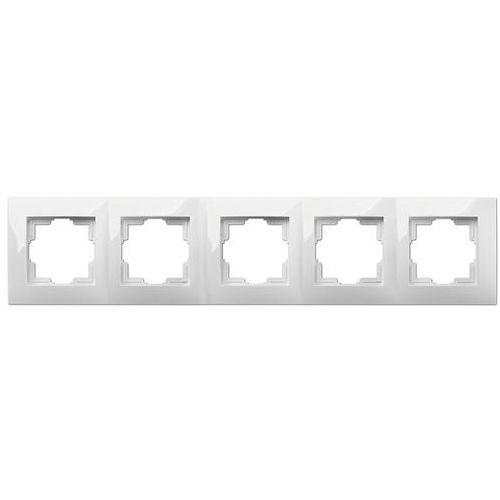 Elektro-plast nasielsk Carla ramka 5x 1775-00