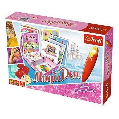 Gra magic pen - księżniczki disneya marki Trefl