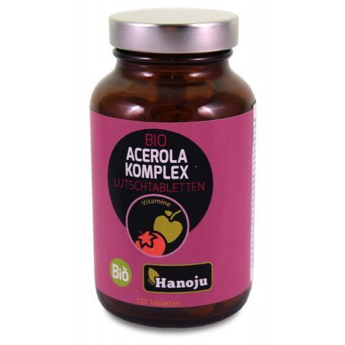 Tabletki Bio Acerola Kompleks tabletki do ssania 150 sztuk