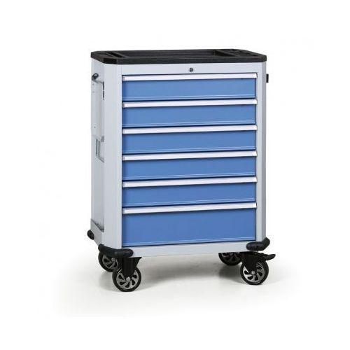 Wózek warsztatowy expert, 6 szuflad marki B2b partner