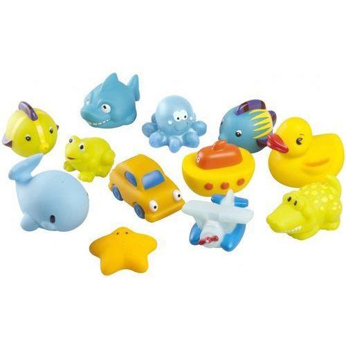 Babymoov Zabawka  a104920 przyjaciele do wody zestaw dla chłopca + darmowy transport! (3661276009776)