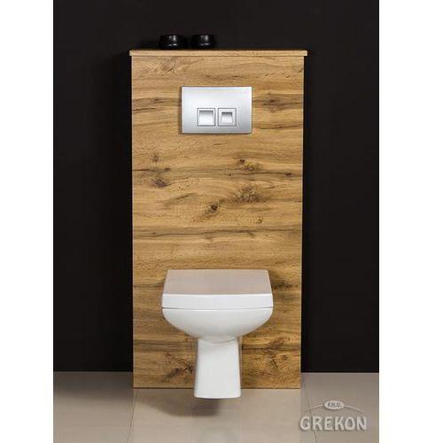 Gante Kompletna zabudowa stelaża podtynkowego wc seria fokus ne