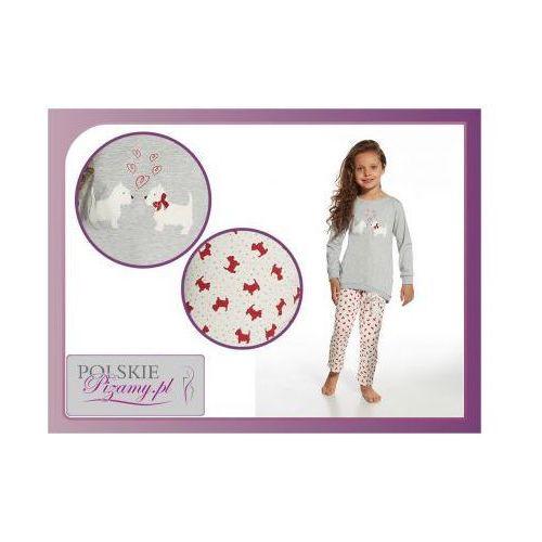 Piżama dziecięca dog: szary marki Cornette