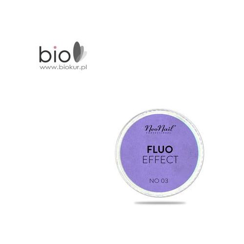 Neonail Puder fluo effect  03 – 3 g (5903274021496)