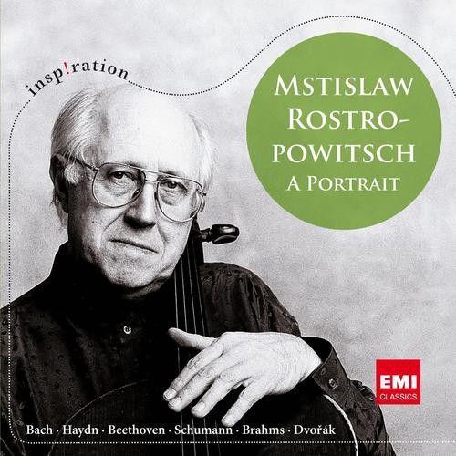 A PORTRAIT - Mstislav Rostropovitsch (Płyta CD)